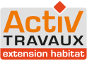 ACTIV TRAVAUX EXTENSION HABITAT